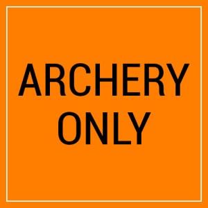 ARCHERY ONLY HUNT